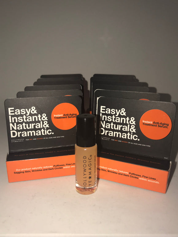Hollywood Eye Magic Serum Treatment - 12pk/4ml
