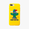 Bad Cactus iPhone Case