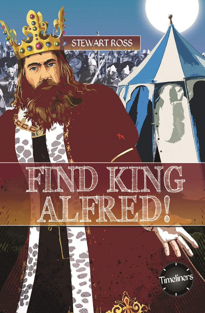 Find King Alfred!