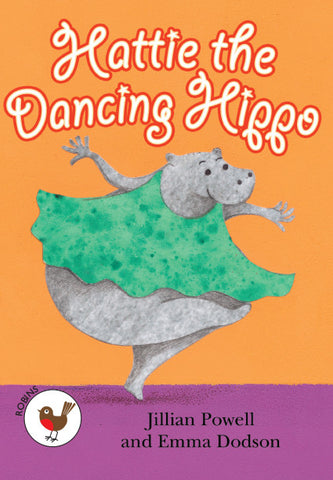 Level 1 Robins - Hattie the Dancing Hippo