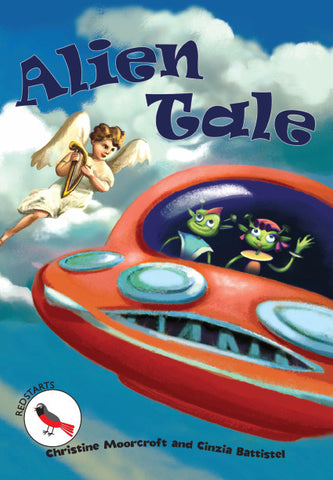 Level 2 Redstarts - Alien Tale