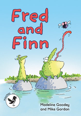 Level 3 Magpies - Fred and Finn