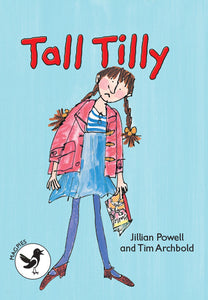 Level 3 Magpies - Tall Tilly