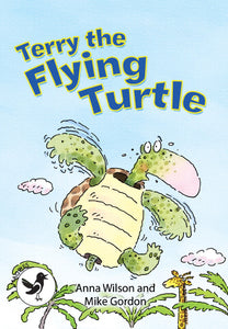 Level 3 Magpies - Terry the Flying Turtle