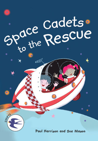 Level 4 Swifts - Space Cadets to the Rescue
