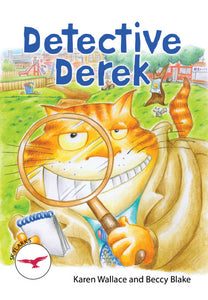 Level 5 Skylarks - Detective Derek