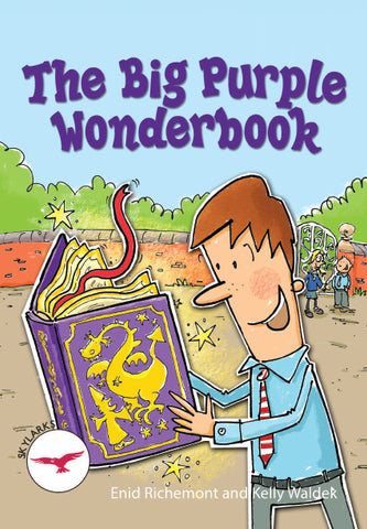 Level 5 Skylarks - The Big Purple Wonderbook