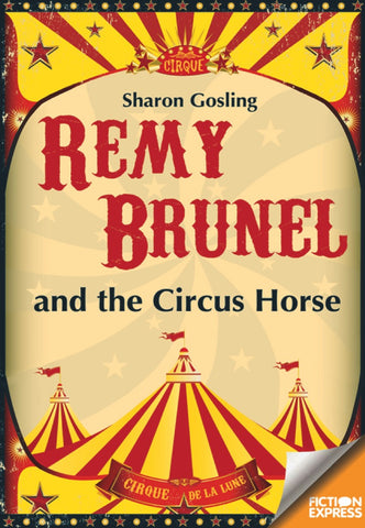 Remy Brunel and The Circus Horse
