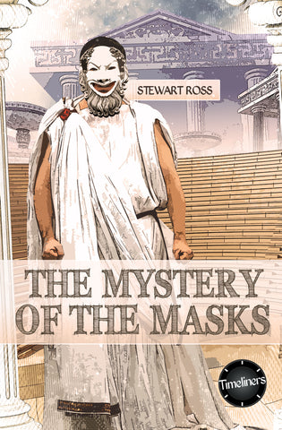 THE MYSTERY OF THE MASKS