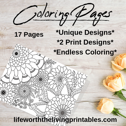 Coloring Printables