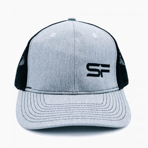 Gray SF Hat