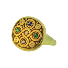 Celtic Spring Ring