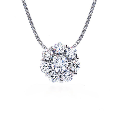 Beloved Diamond Pendant - Hearts On Fire