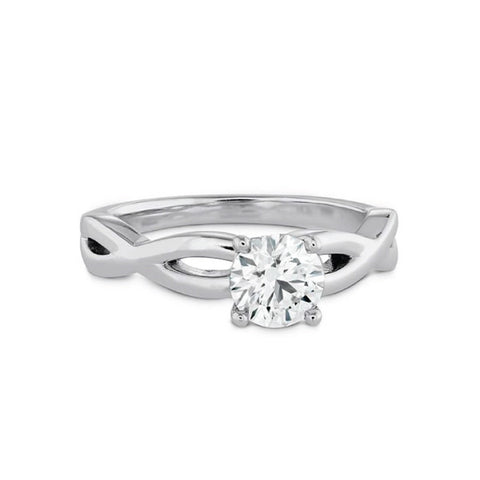 Destiny Engagement Ring - Hearts On Fire