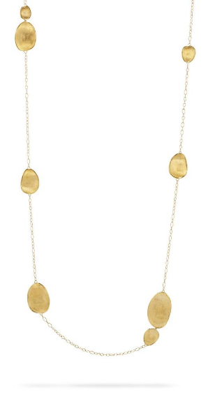 Lunaria 18K Yellow Gold Large Chain Necklace