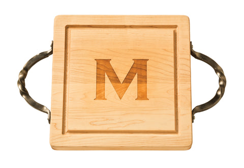 Square Custom Cutting Board - Great Gift Idea!