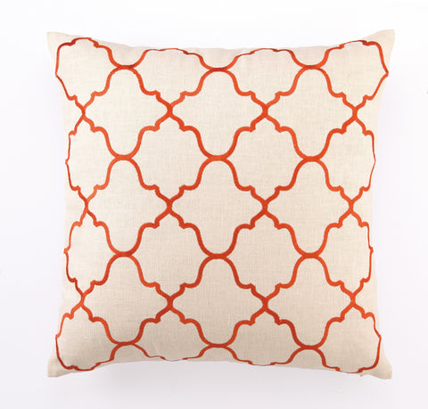 Moroccan Tile Pillow