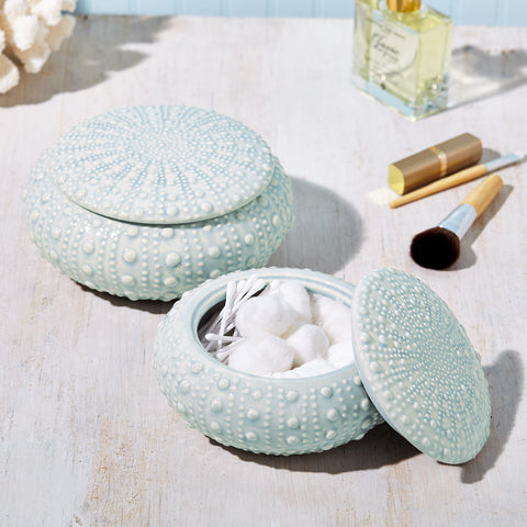 Sea Urchin Ceramic Boxes - SOLD OUT