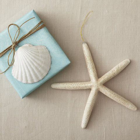 Sea Life Ornaments - Set of 24
