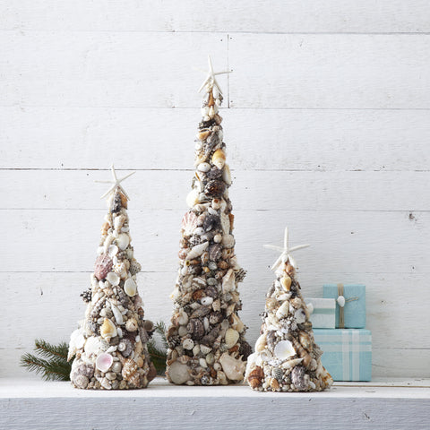 Shell Trees - Set of 3