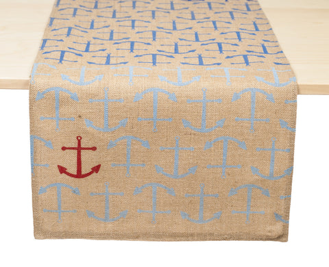 Anchor Table Runner