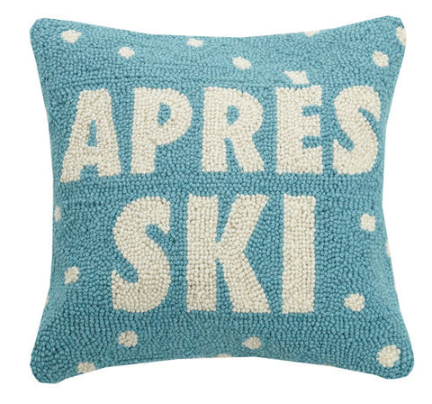 Apres Ski Hook Pillow