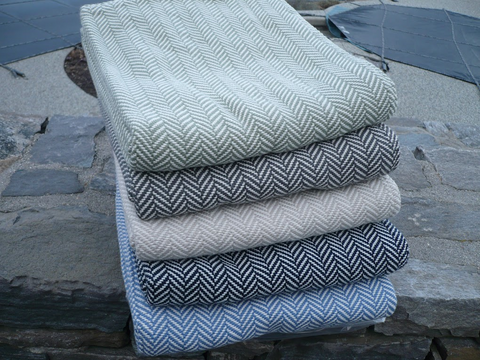 Belfast Cotton Throw