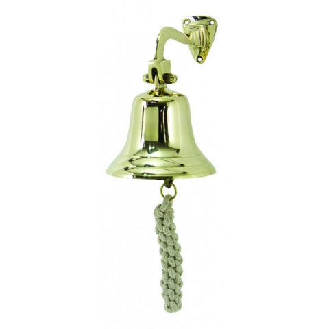 Polished Brass Bell