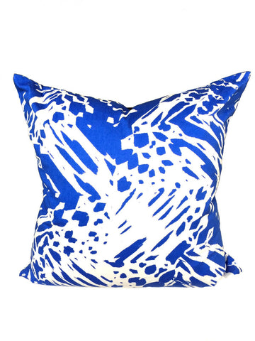 Britt Blue Pillow