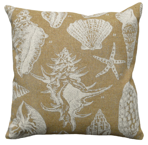 Sea Shells Pillow