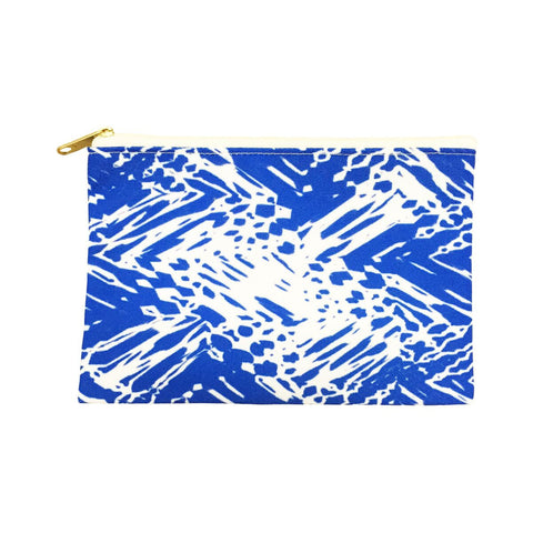 Cosmetic Bag - Britt Blue -SOLD OUT