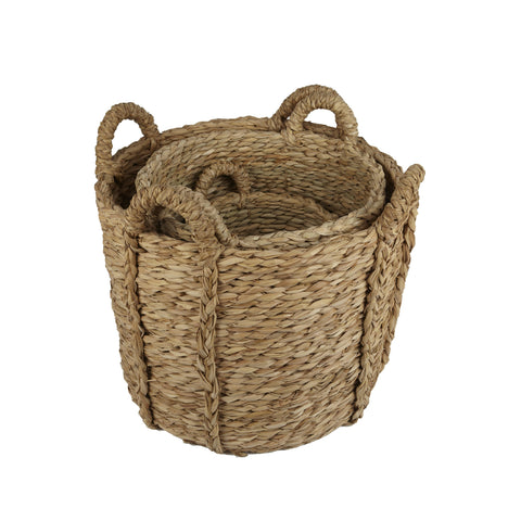Rush Barrel Basket