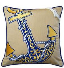 Vintage Anchor Pillow -SOLD OUT!