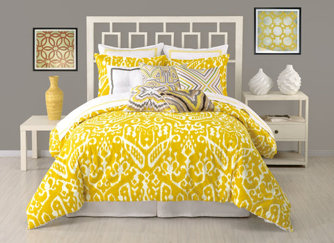 Ikat Comforter Set - SOLD OUT!