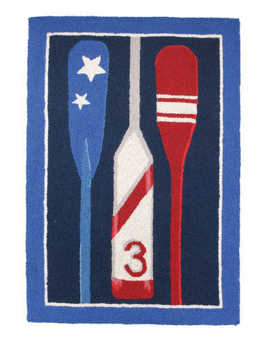 Three Oars Rug
