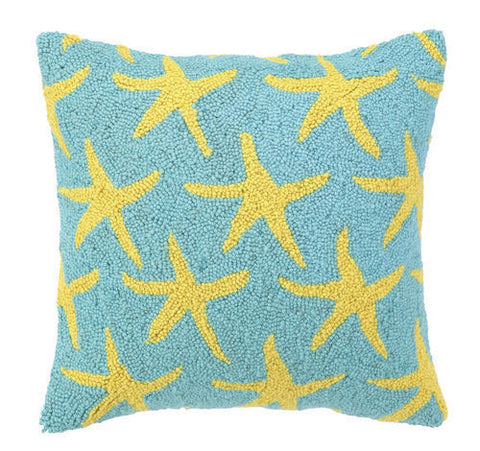 Starfish Hook Pillow -SOLD OUT!