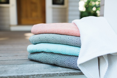 Rockport Cotton Throw