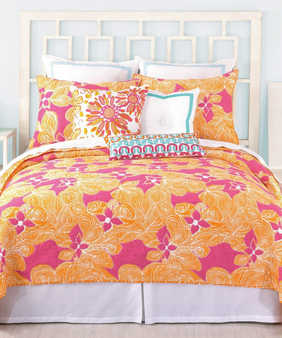 Kahala Quilted Coverlet