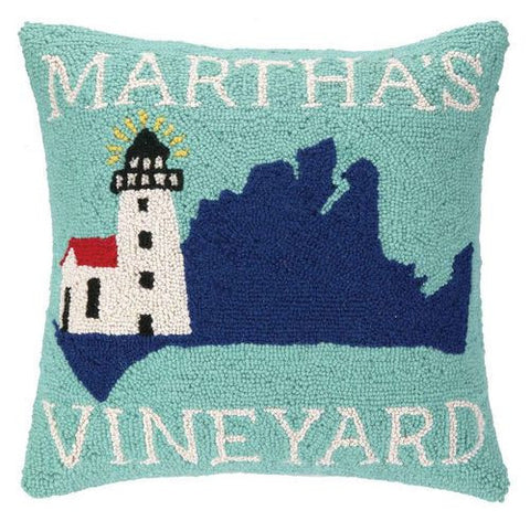 Take Me to Marthas Vineyard Pillow