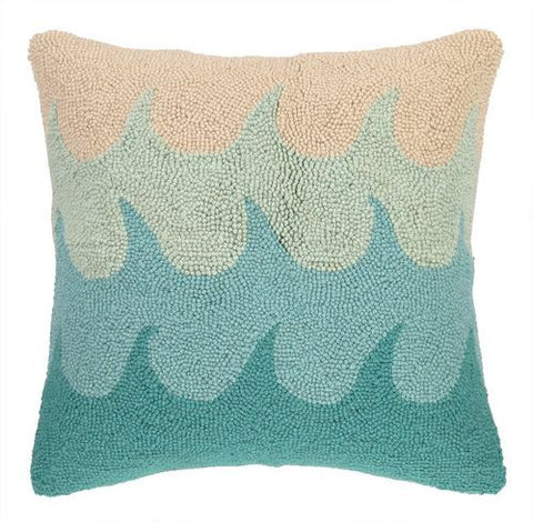 Wave Hook Pillow -SOLD OUT
