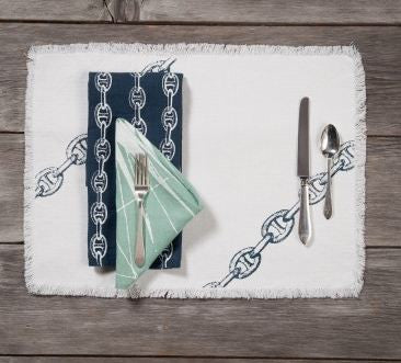 Anchor Chain Placemat