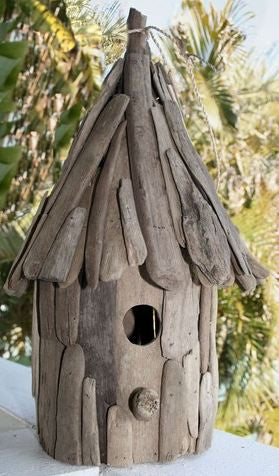 Driftwood Birdhouse -SOLD OUT!