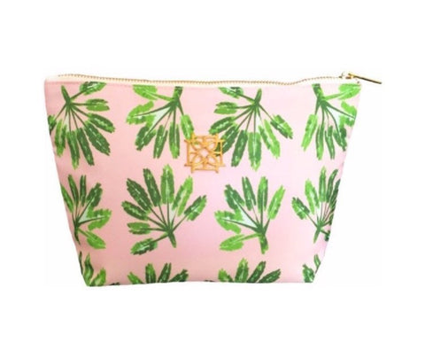 Cosmetic Bag - Little Palms