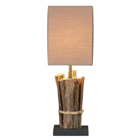 Mini Teak Sticks Lamp