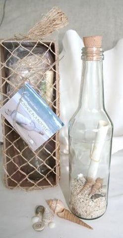 Create your own Message in a Bottle!