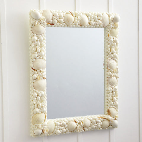 Shell Mosaic Mirror - SOLD OUT