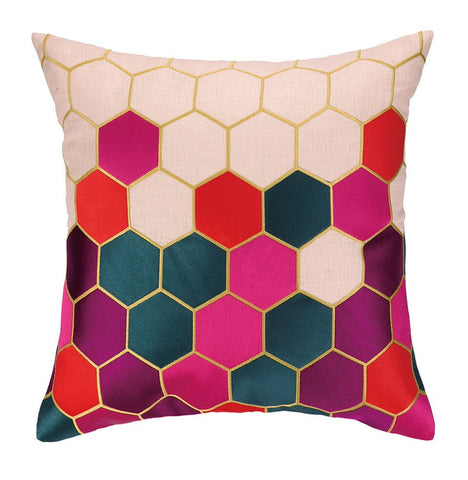 Trina Turk Carlsbad Pillow - Berry -SOLD OUT!