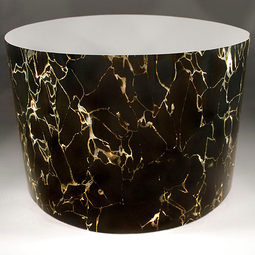 Drum-Wrap Reflexions Mercury Gold Depth From 3'' to 14''.