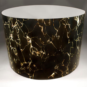 Drum-Wrap Reflexions Mercury Gold Depth From 15'' to 24''.