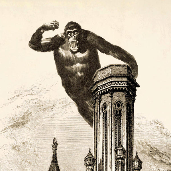 The Great Ape at the Smithsonian Institution